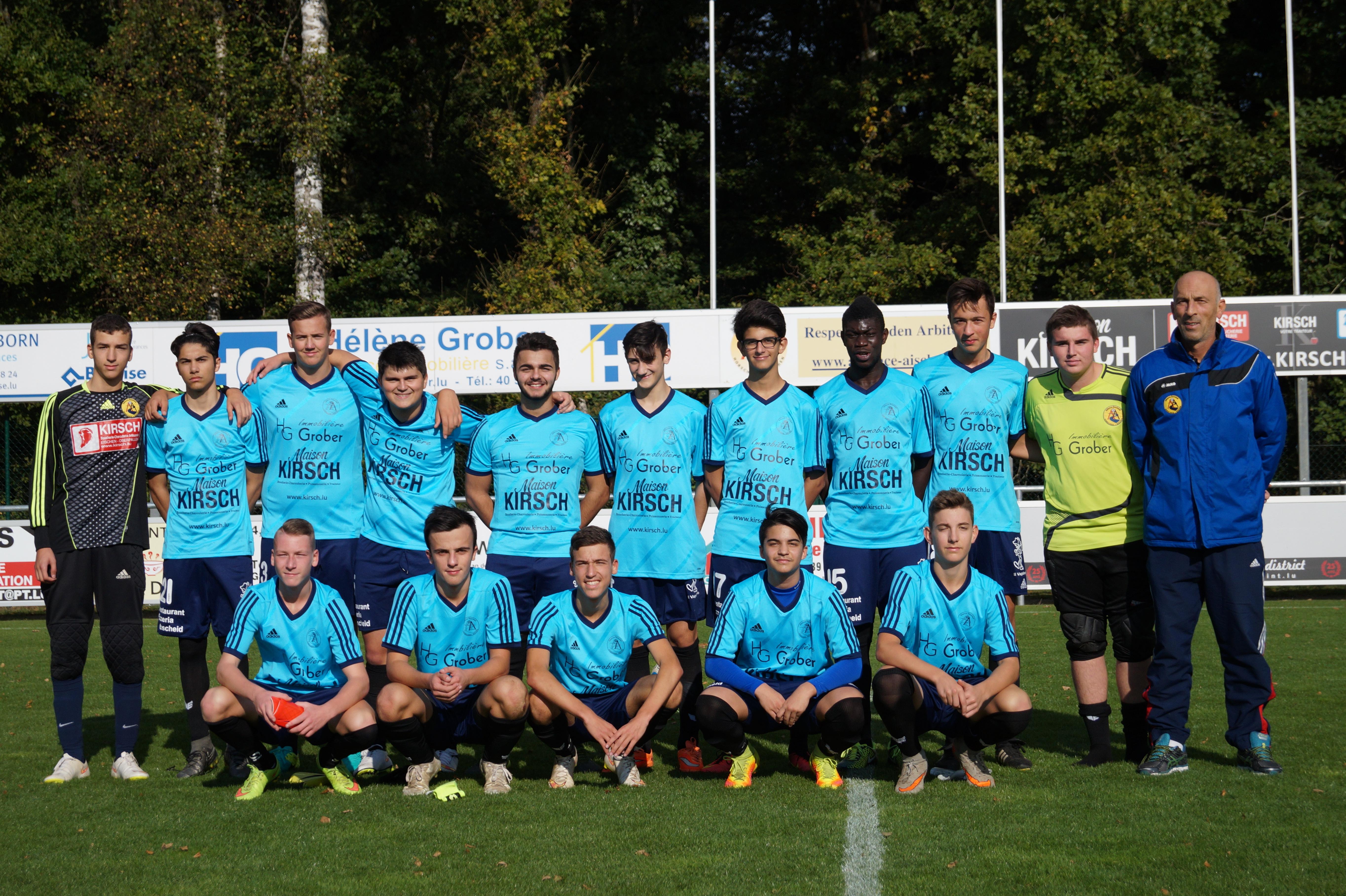 Entente Aischdall Teamphoto