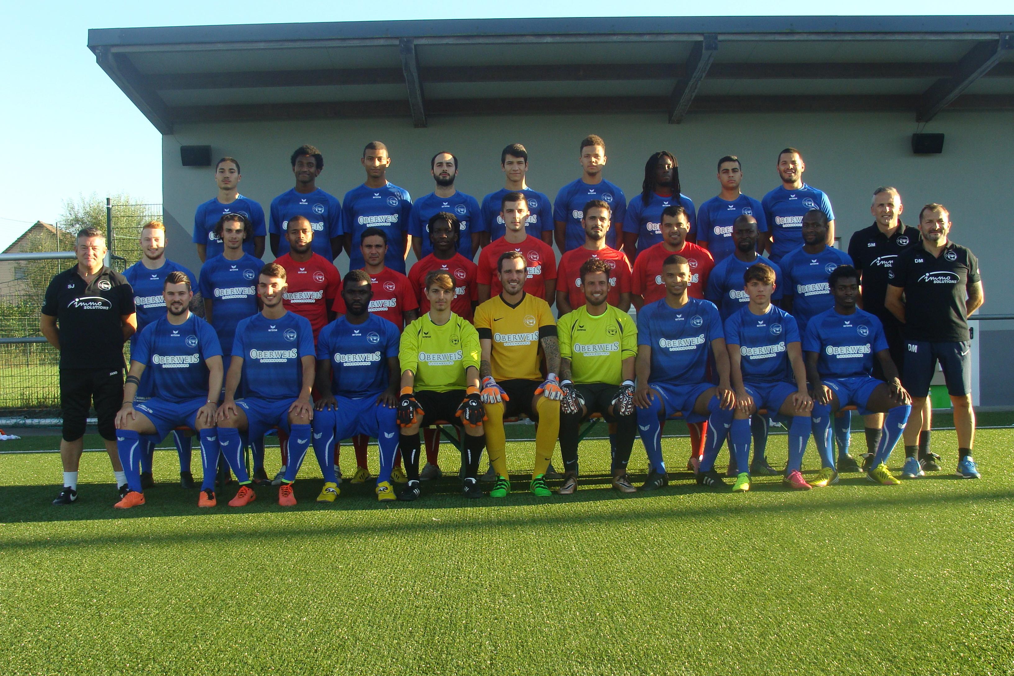 FC Munsbach Teamphoto