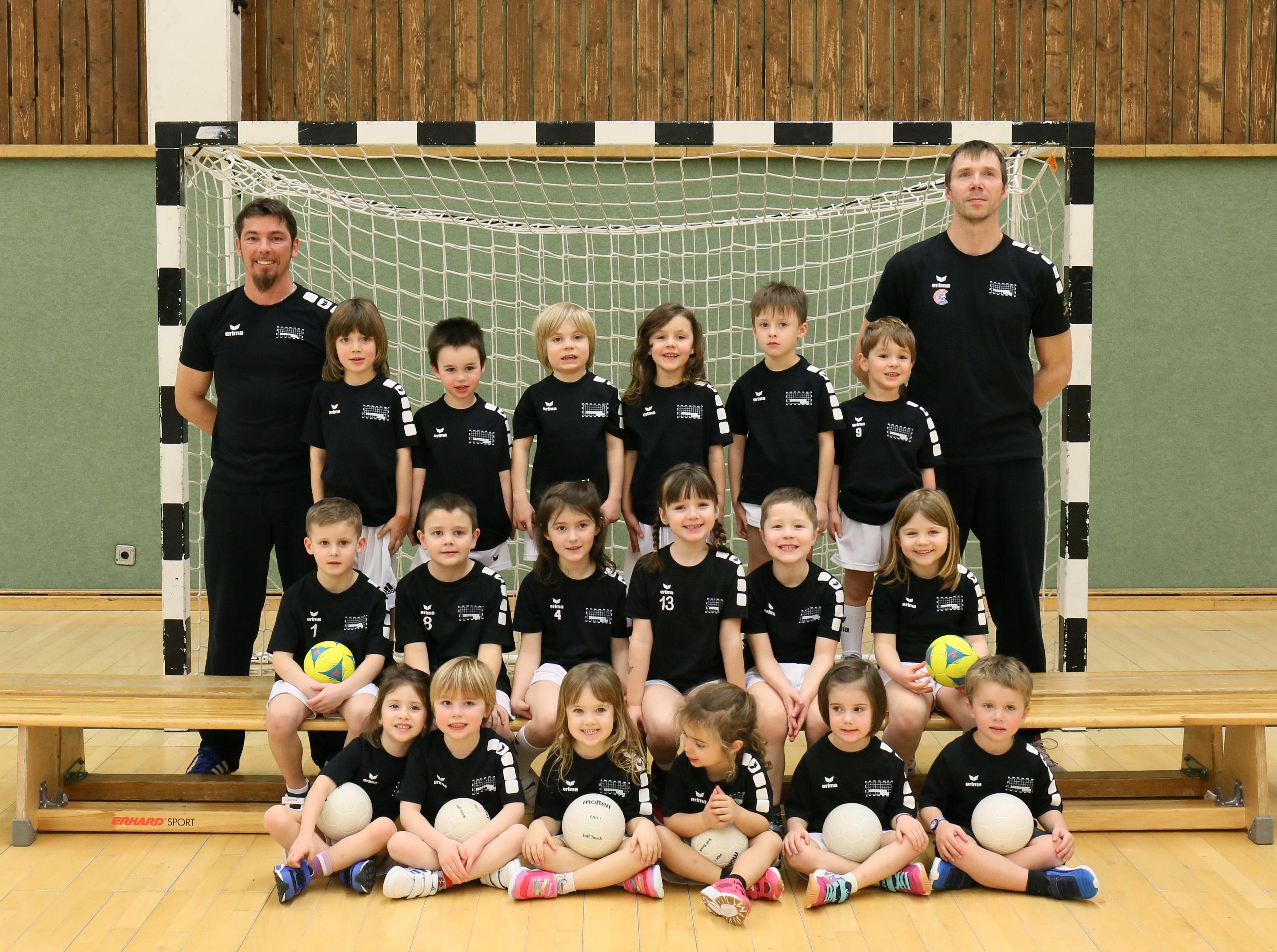 Handball Esch Teamphoto