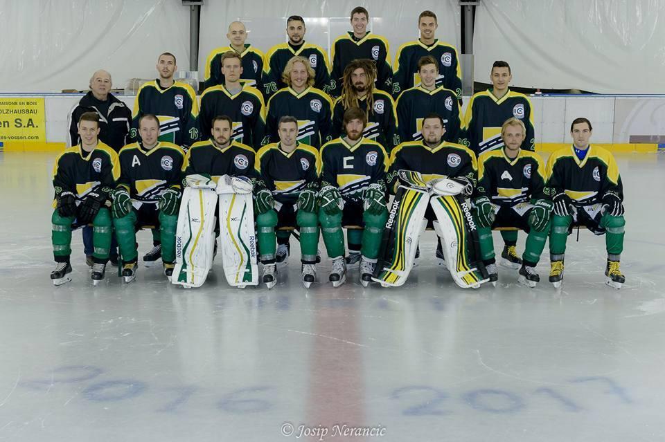 IHC Beaufort  Teamphoto