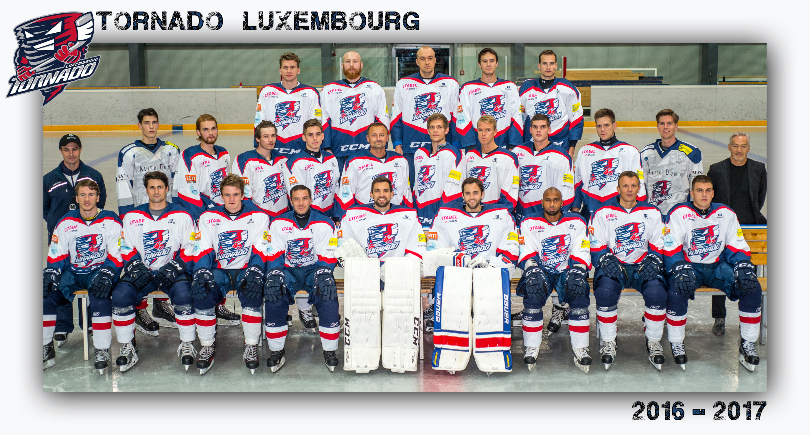 Tornado Luxembourg Teamphoto
