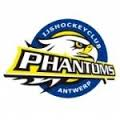 Antwerpen Phantoms (1)<br/>vs.<br/>IHC Beaufort