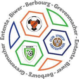Entente CSG/Biwer/Berbourg  (Scolaires)<br/>vs.<br/>Jeunesse Esch (II)