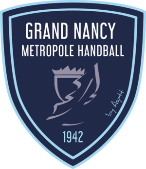 Grand Nancy Métropole Handball  (Senior) (M)