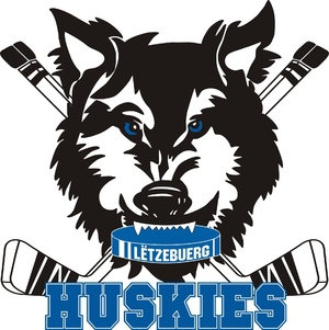 Puckers Luxembourg<br/>vs.<br/>Hiversport Huskies (1)