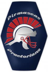 Luxembourg STEELERS of Dudelange<br/>vs.<br/>Pirmasens PRAETORIANS (1)