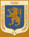 TuS Hackenbroich Ü40 - 15 (Reserves) (M)